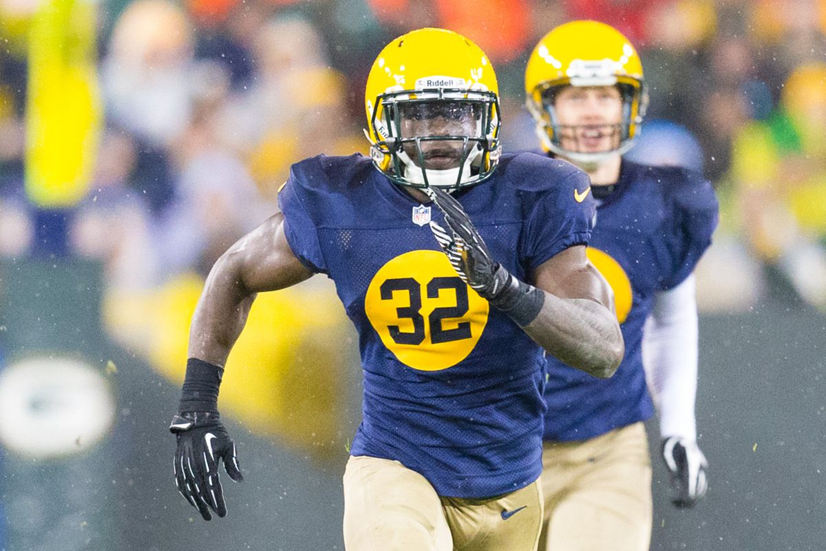 Packers safety Chris Banjo