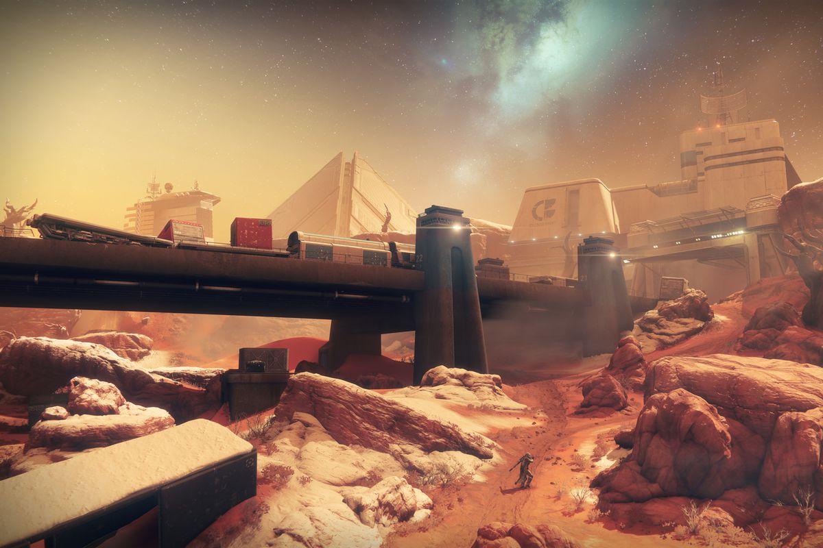 Destiny 2: Warmind - story screenshots
