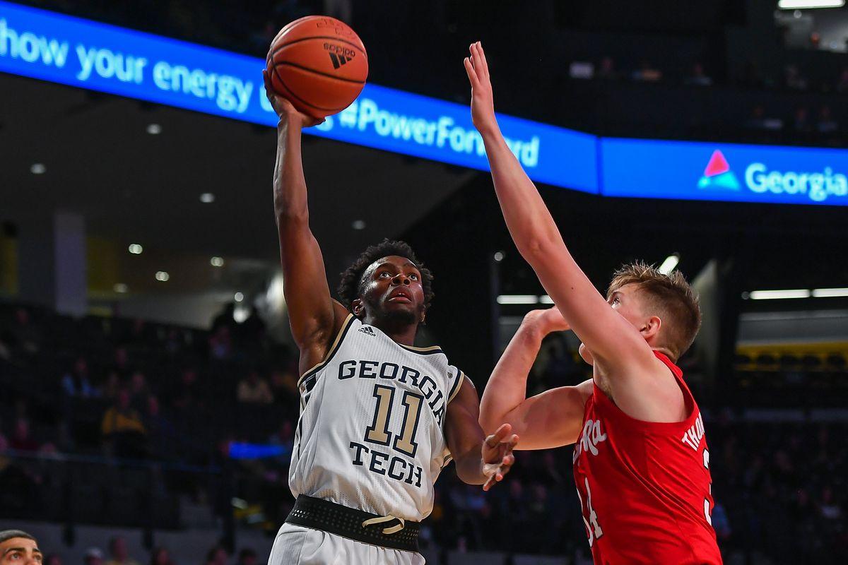COLLEGE BASKETBALL: DEC 04 Nebraska at Georgia Tech