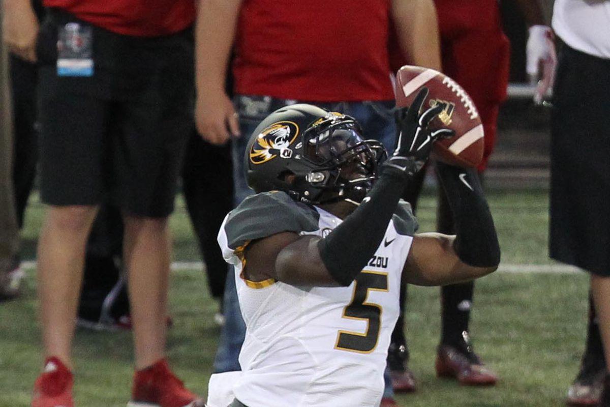 NCAA Football: Missouri at Arkansas State