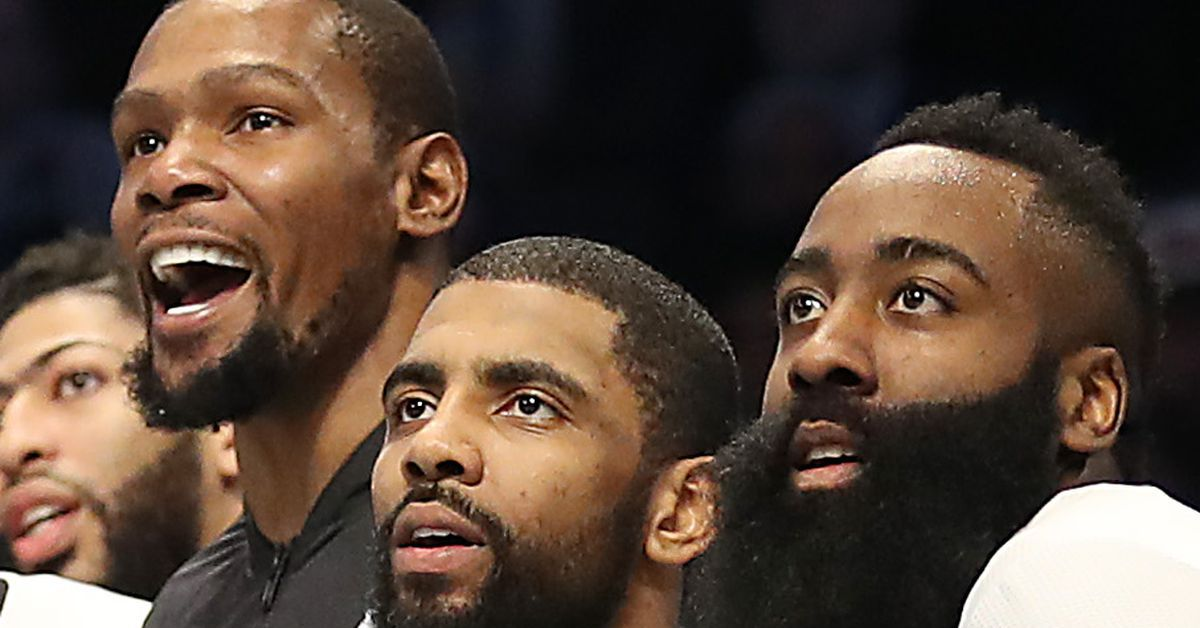 Sean Marks: 'I have talked to Kyrie. I know he's excited about getting back  on the court' - NetsDaily