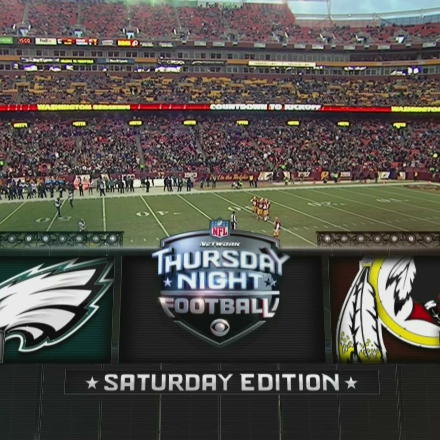 Thursday Night Football Saturday Edition Is The Dumbest Thing We Ve Seen Recently Sbnation Com