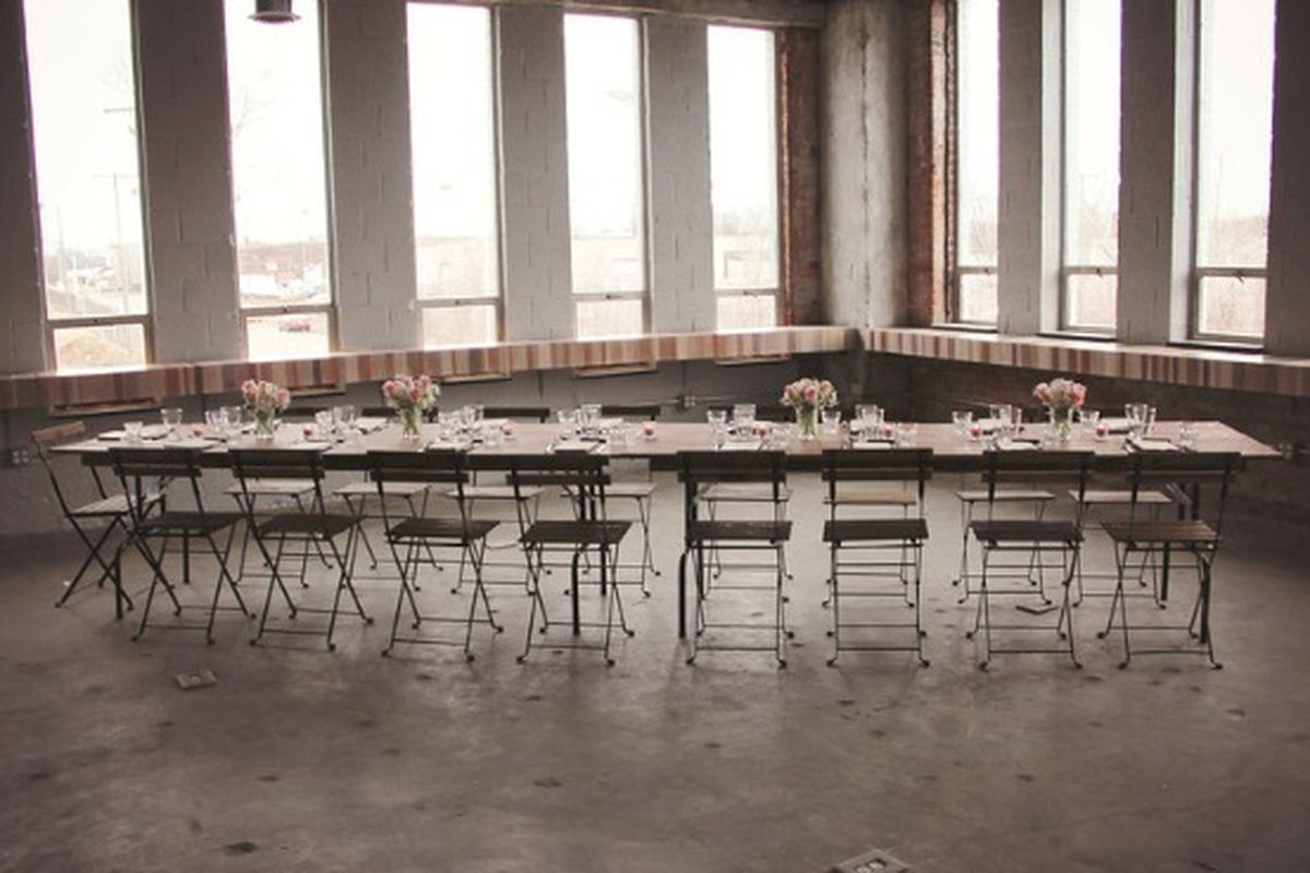Stockyard Supper Club.
