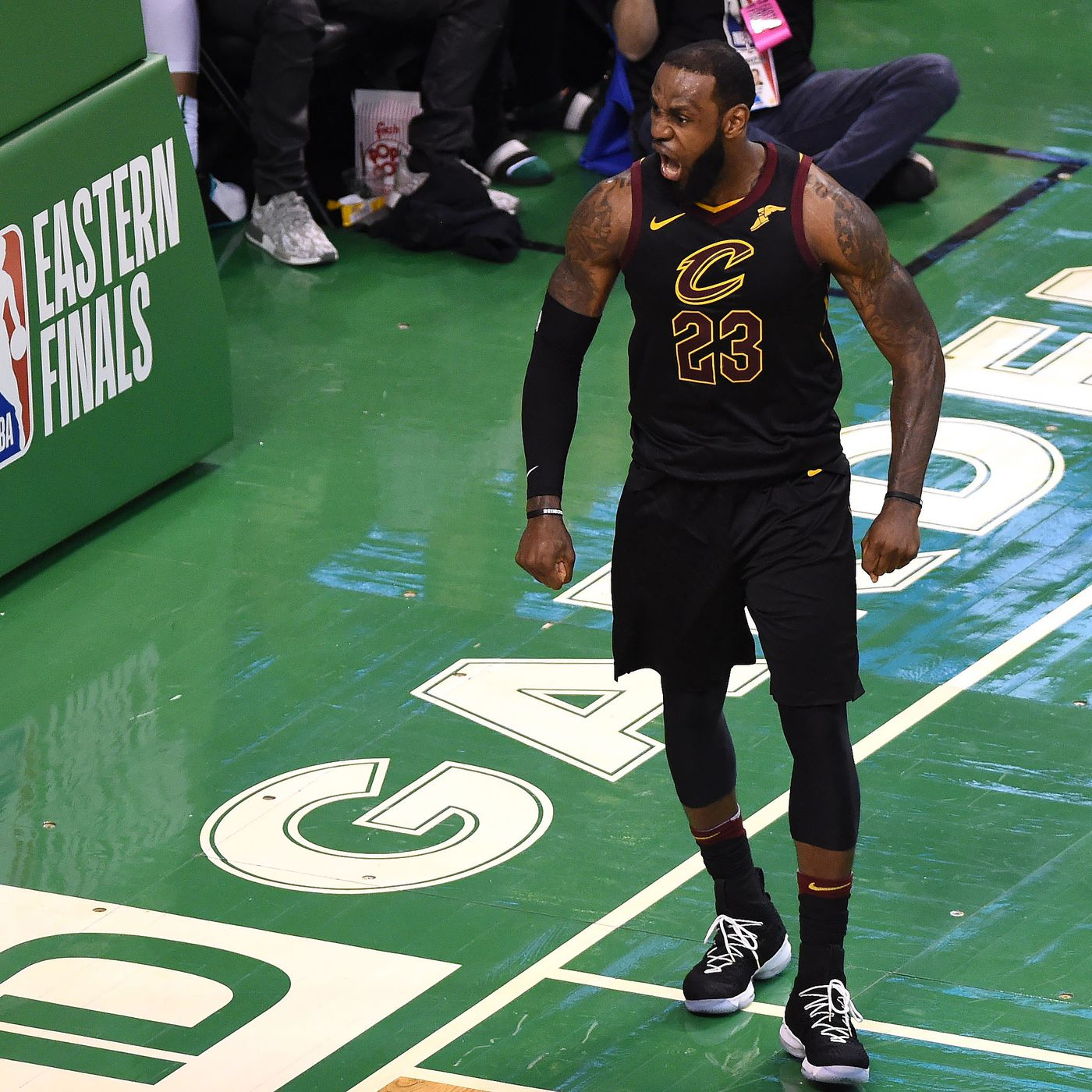 Is taking this awful Cavaliers team to the 2018 NBA Finals the greatest  feat of LeBron James  career  3a4bff940