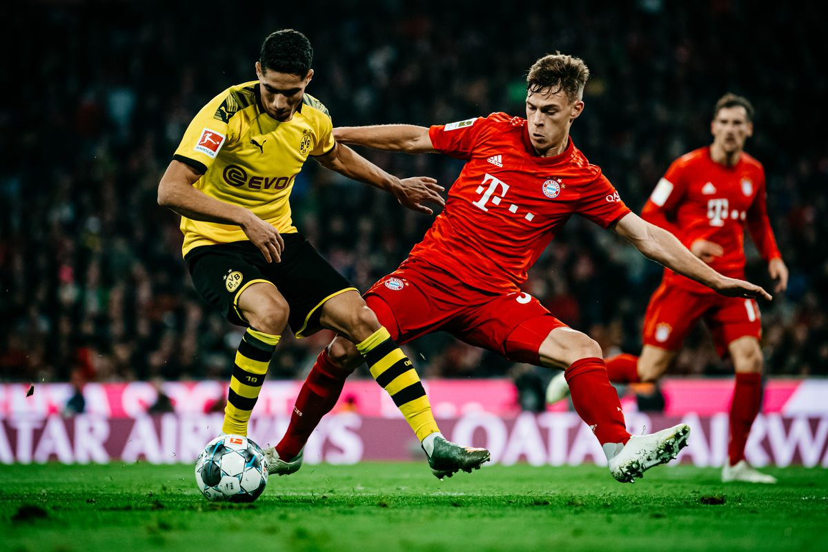 Bayern Munich 3 2 Borussia Dortmund Initial Reactions And Observations Bavarian Football Works