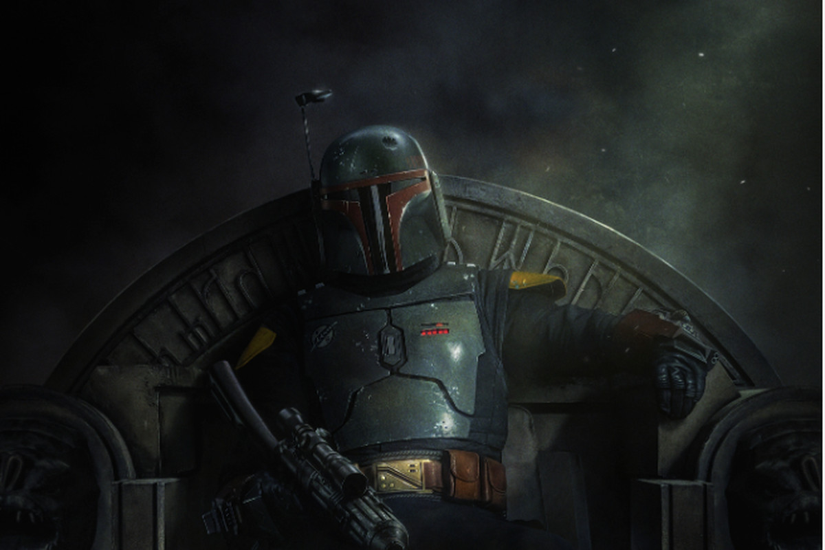 """Disney+ released the new poster for """"The Book of Boba Fett."""""""