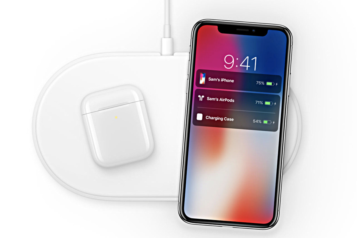 Apple's AirPower wireless charging mat is rumored to be in