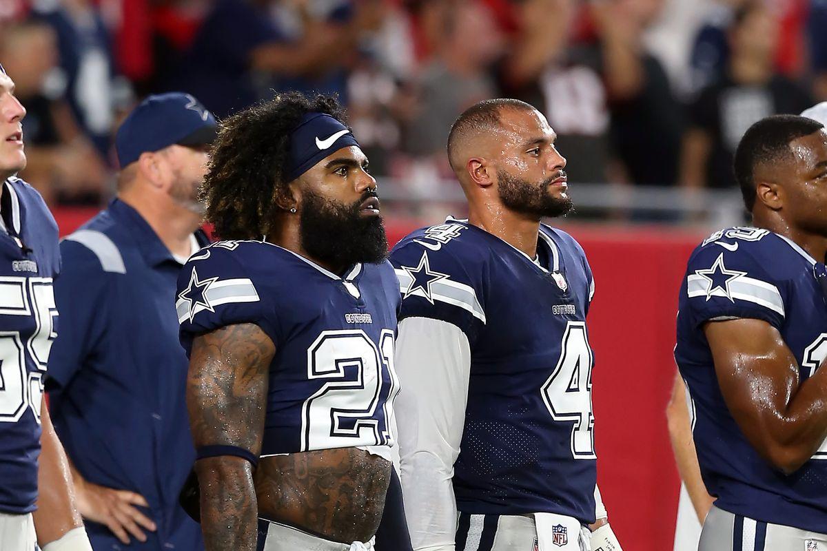 NFL: SEP 09 Cowboys at Buccaneers