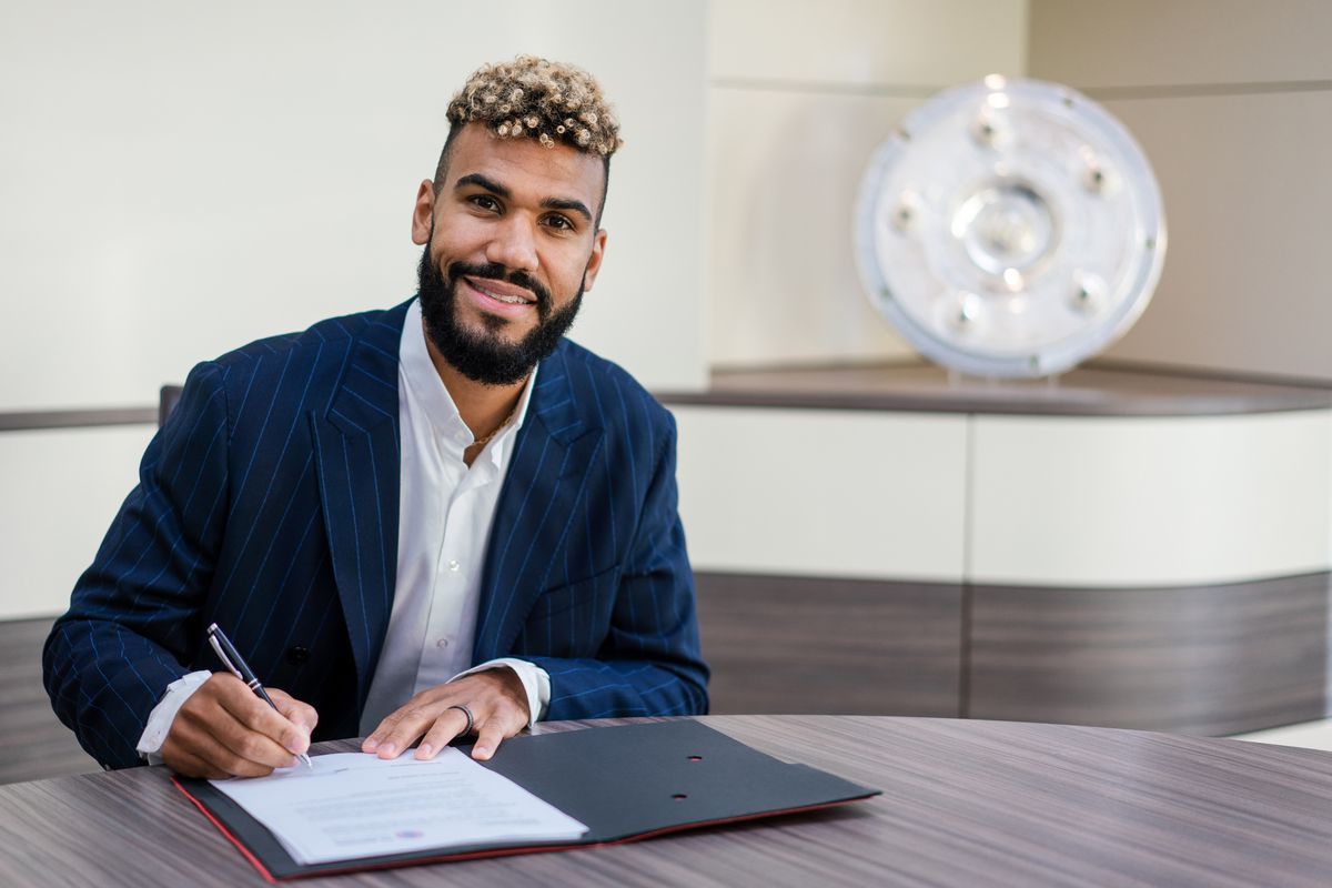 FC Bayern Muenchen Unveils New Signing Eric Maxim Choupo-Moting