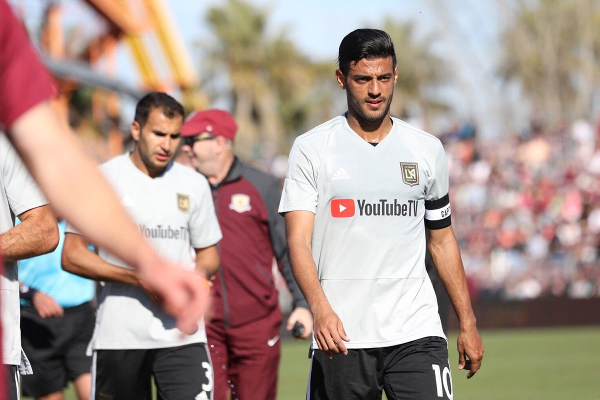 sports shoes 29da2 3537f LAFC 2018 MLS season preview - Angels on Parade