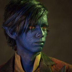 "Kodi Smit-McPhee is Kurt Wagner/Nightcrawler in ""X-Men: Apocalypse."""
