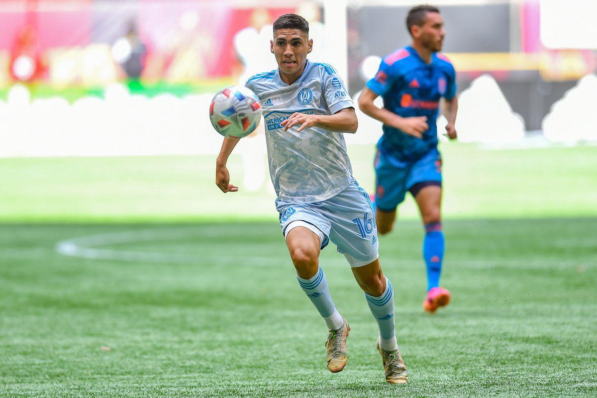 SOCCER: MAY 29 MLS - Nashville SC at Atlanta United FC