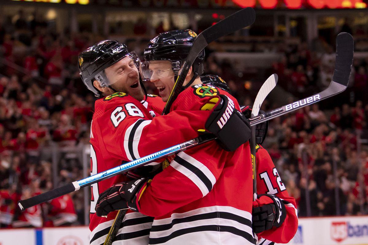 NHL: JAN 11 Ducks at Blackhawks