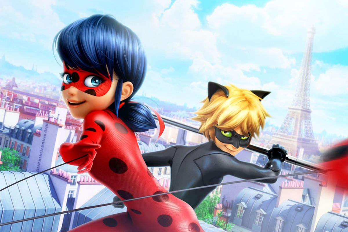 Tumblr favorite, Miraculous Ladybug, is getting a feature-length movie - Polygon