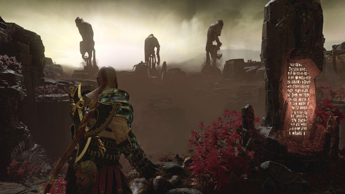 Kratos in Niflheim