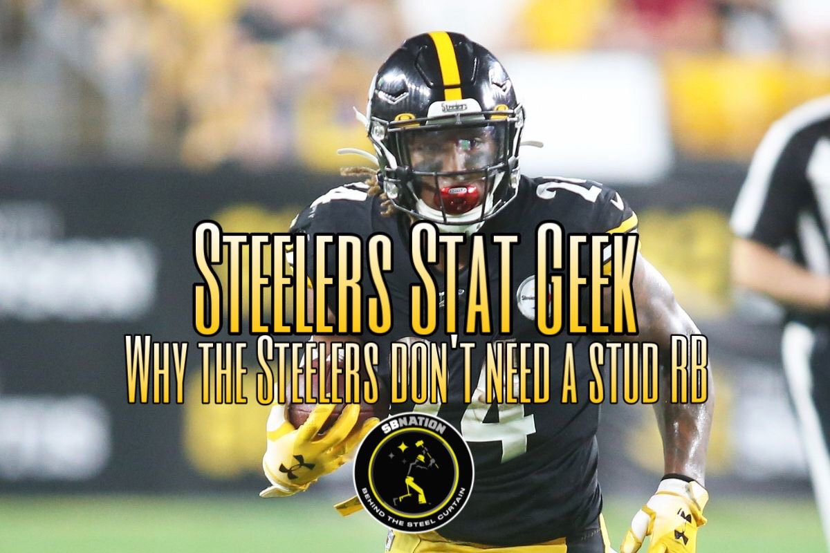 Why The Pittsburgh Steelers Dont Need A Stud Rb To Win In