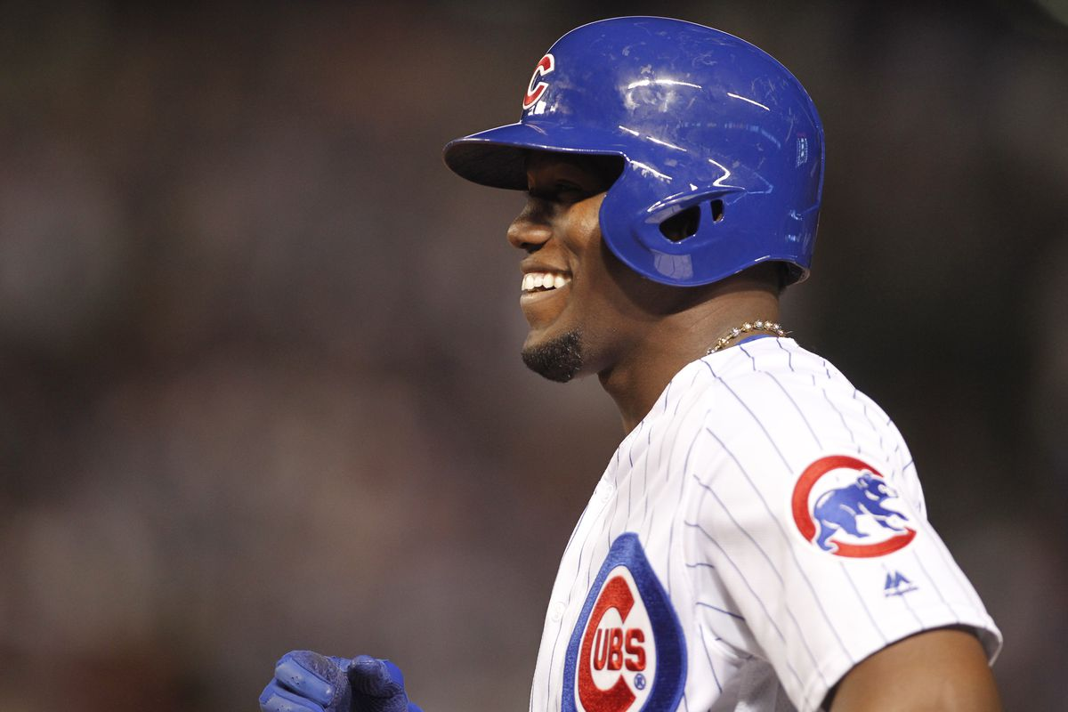 It's all smiles in Chicago right now. With Jorge Soler back, the Cubs run differential gap continues to widen.