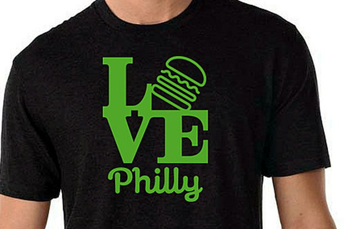 What would you do to be first in line at Shake Shack Philly?