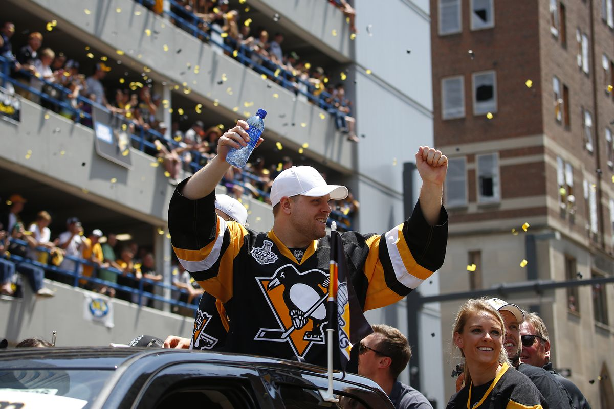 Pittsburgh Penguins Victory Parade and Rally