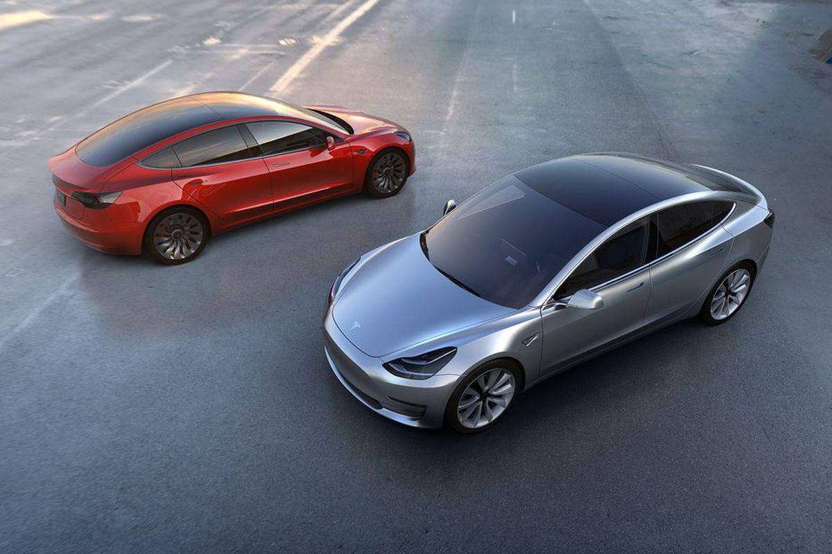 Elon Musk Hints That The Tesla Model 3 Will Have More Range Than Chevy Bolt