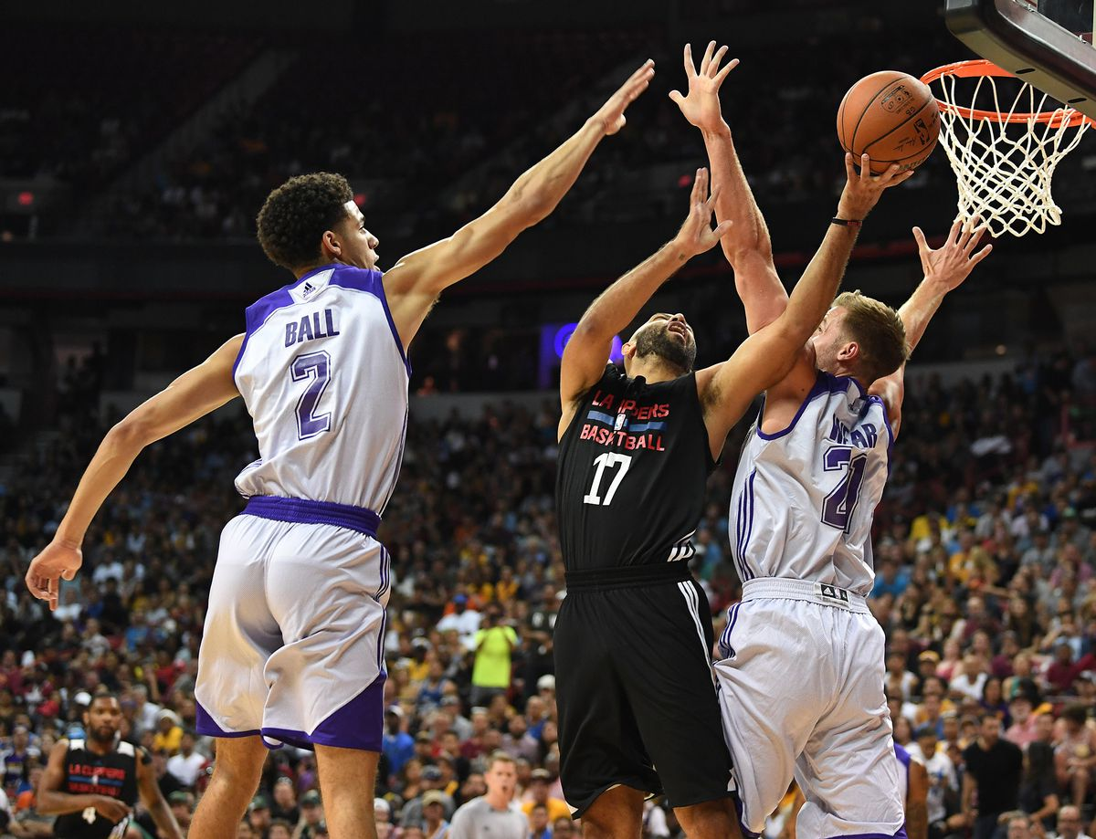 41cfeafca7c5 Kendall Marshall. NBA  Summer League-Los Angeles Clipper at Los Angeles  Lakers