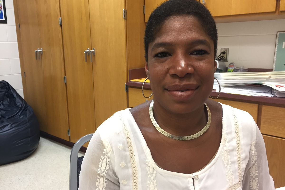 Liset Gonzalez-Acosta is a the director of dual language at Global Prep Academy.