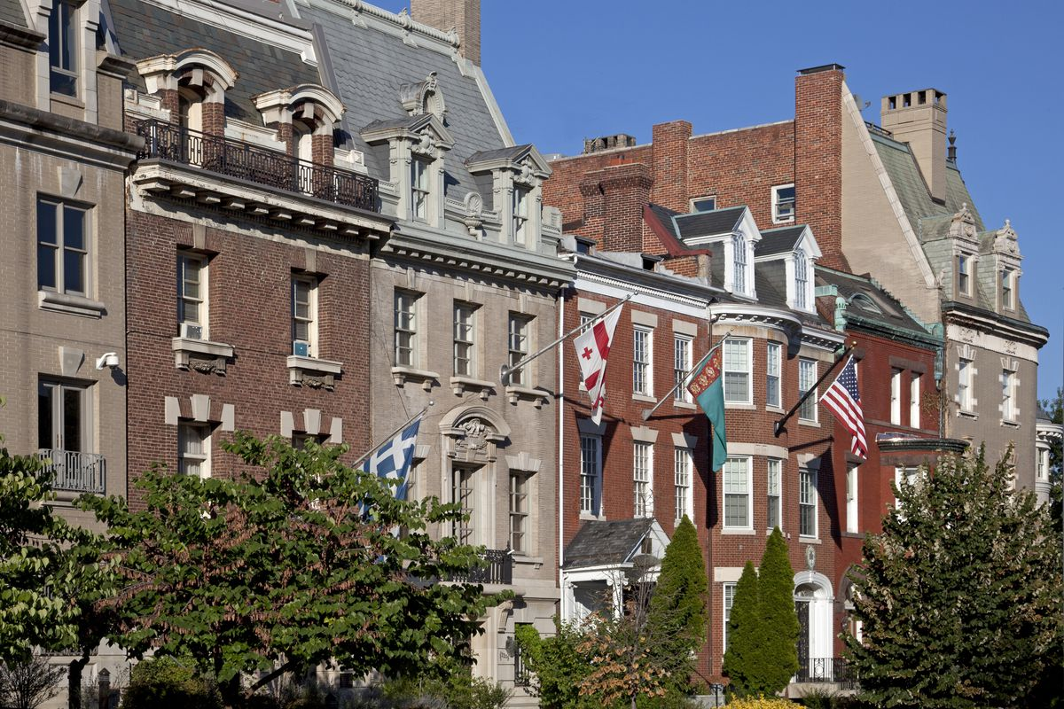 D C  embassies open to public for Around the World Embassy Tour May