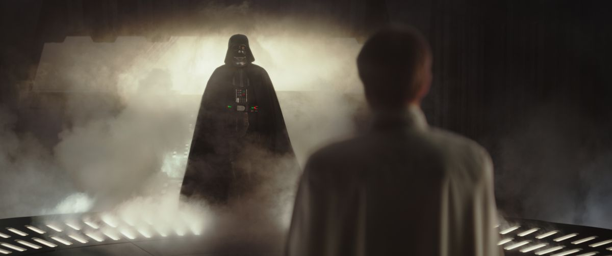 Rogue One - Darth Vader and Director Orson Krennic