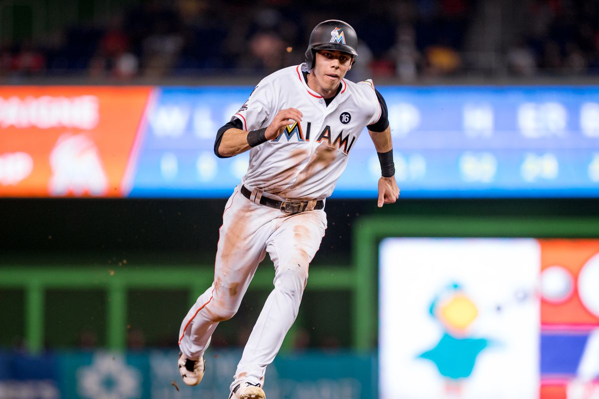 Christian Yelich really, really wants out of Miami - Over ...