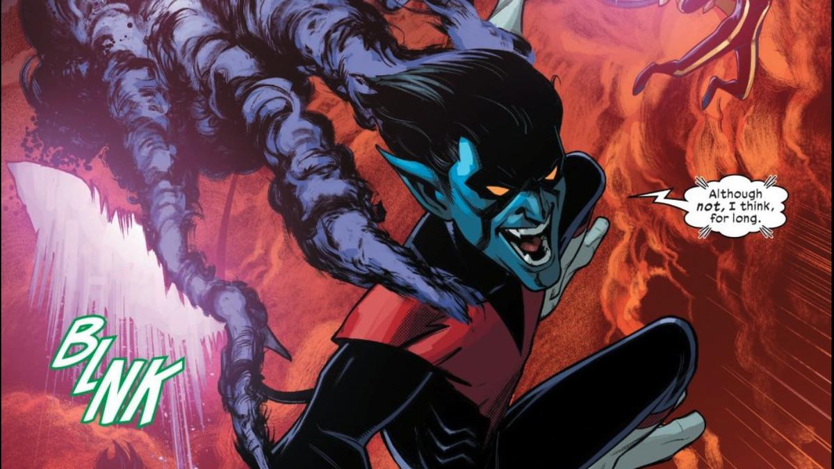 Nightcrawler teleports into action in Way of X #1, Marvel Comics (2021)
