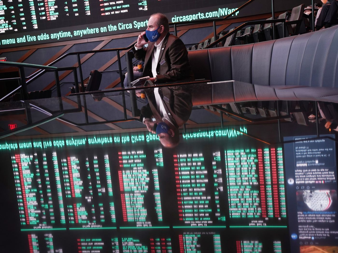 Place limits on sports betting advertising in order to stop the growth of  gambling addicts | Letters - Chicago Sun-Times