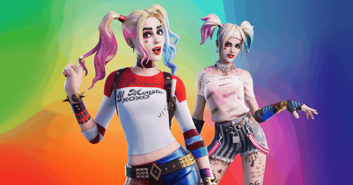 Harley Quinn coming to Fortnite with a Birds of Prey skin ...
