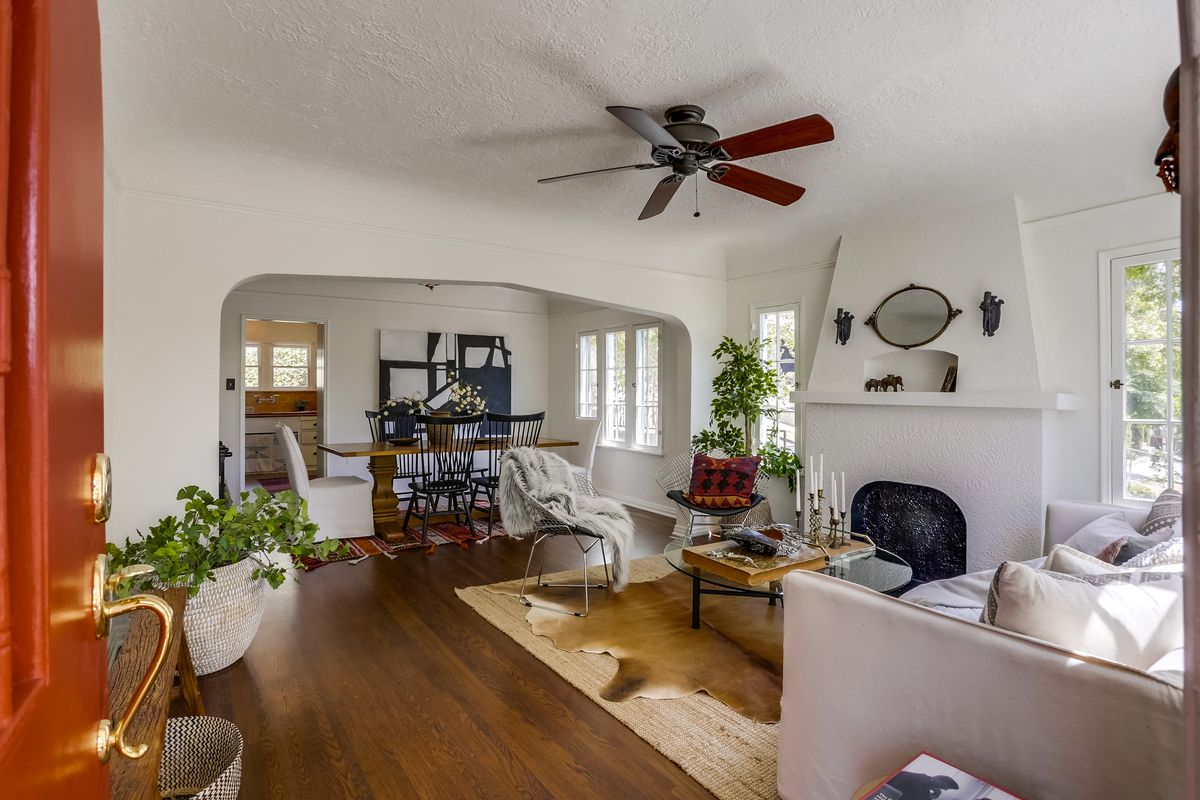 1920s Spanish Style In Cypress Park Has Lovely Outdoor Spaces Seeks 599k Curbed La