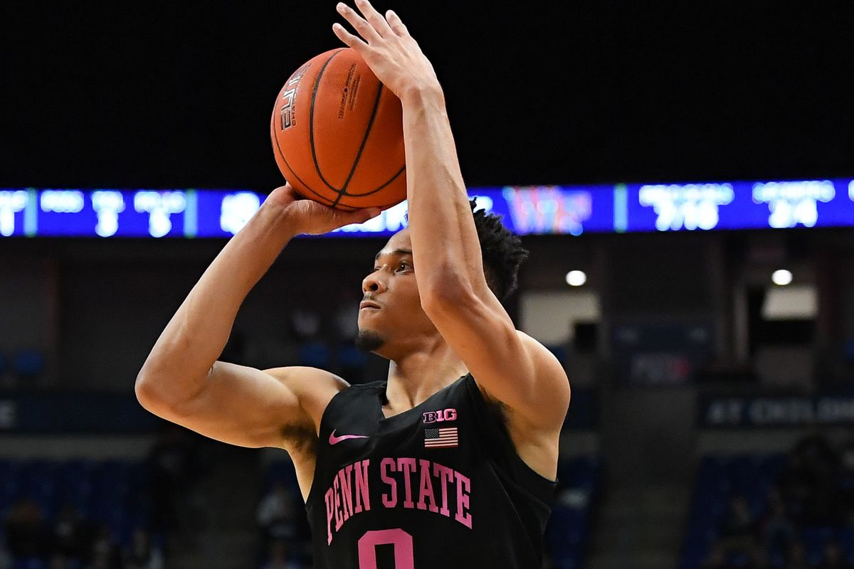 NCAA Basketball: Wake Forest at Penn State