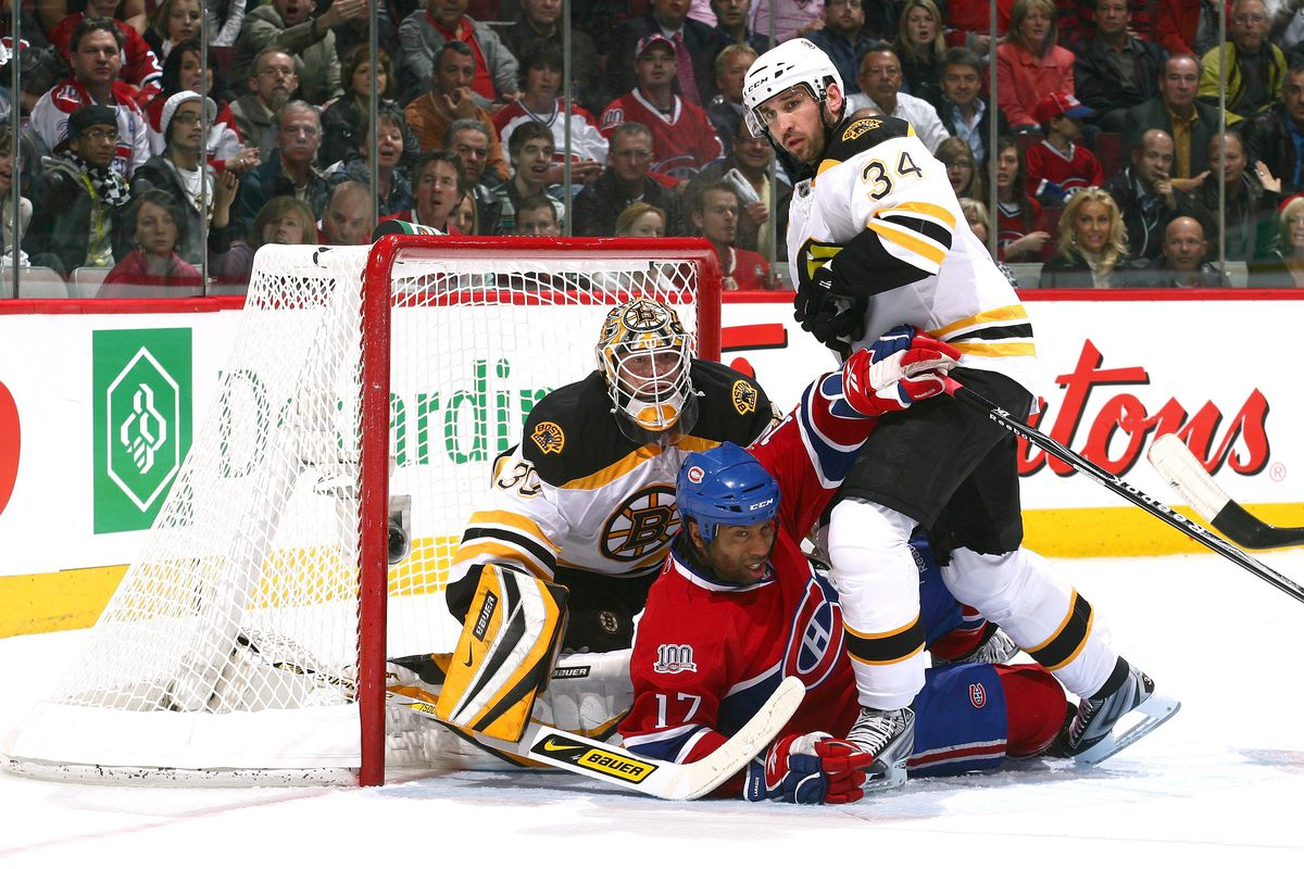 Boston Bruins v Montreal Canadiens - Game Three