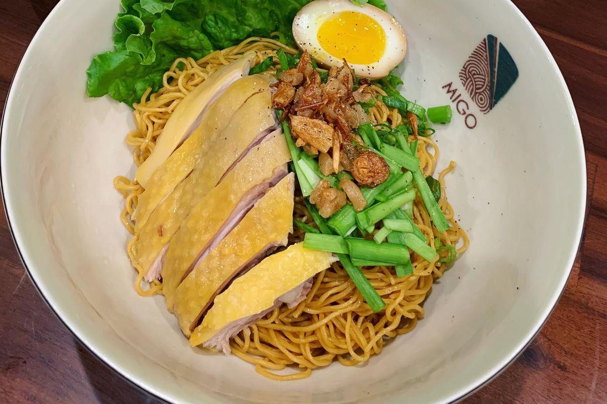 Migo Saigon Food Street Opens At Bellaire Food Street In