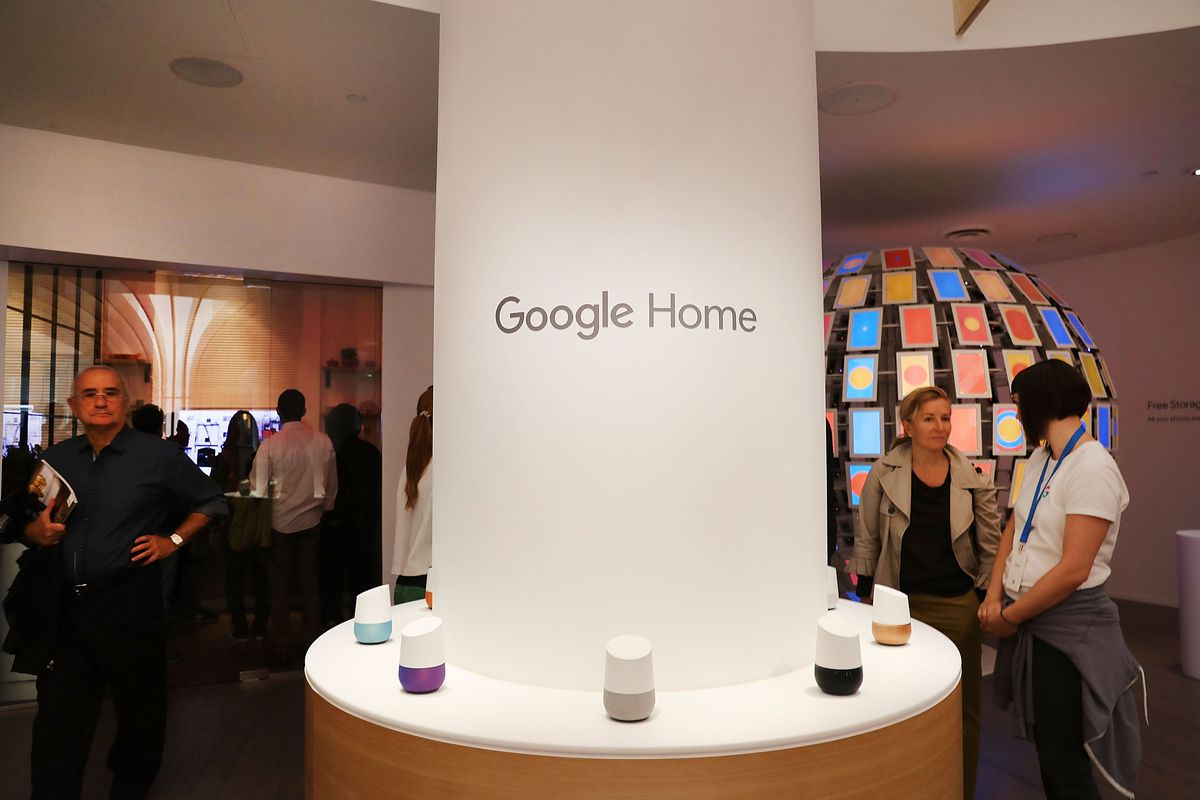 Mossberg: Google Home shows promise, but needs work - Vox