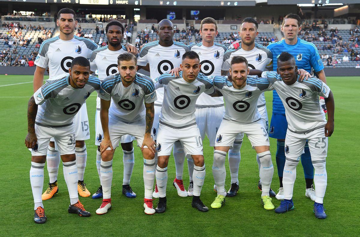 Minnesota United v Los Angeles FC