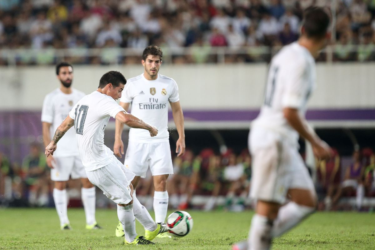 FC Internazionale v Real Madrid- International Champions Cup
