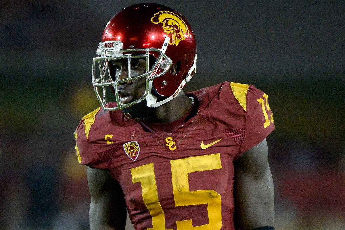 b91fb962811 2015 NFL Draft Player Profile: USC Wide Receiver Nelson Agholor ...
