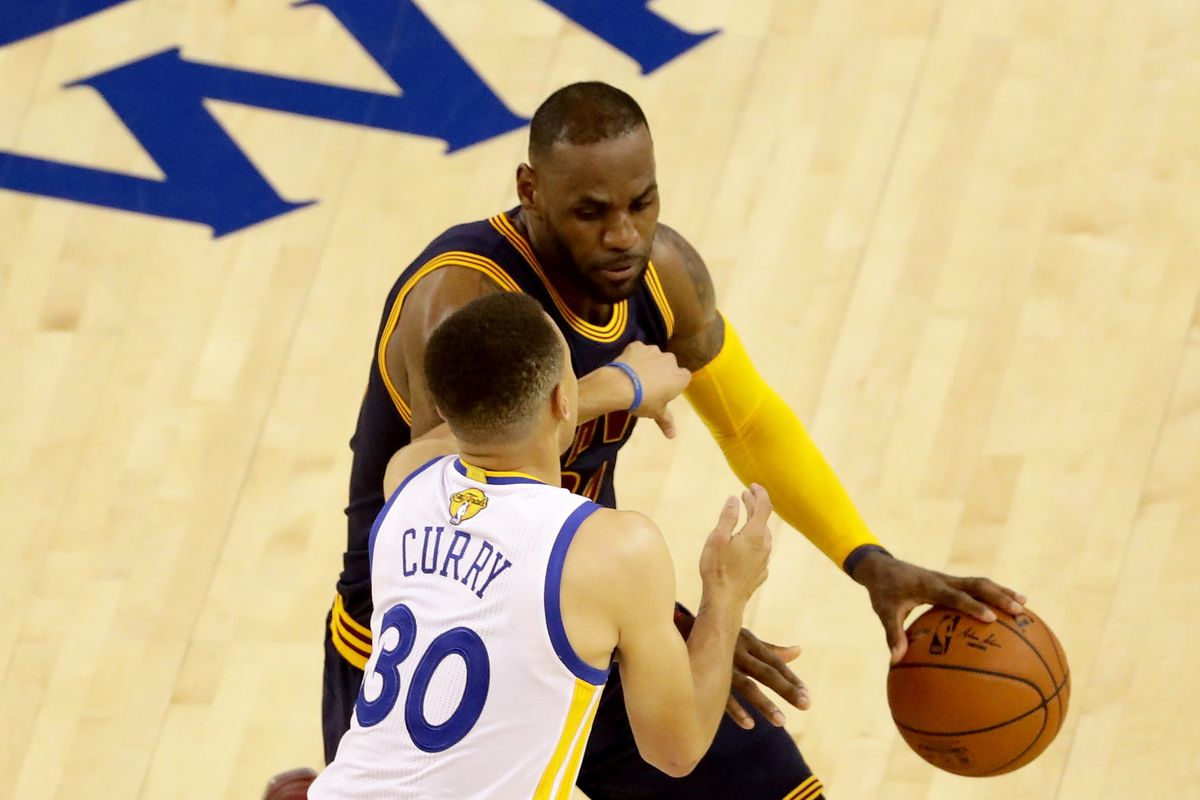 NBA Finals: 5 ways the Cavaliers can attack the Warriors ...