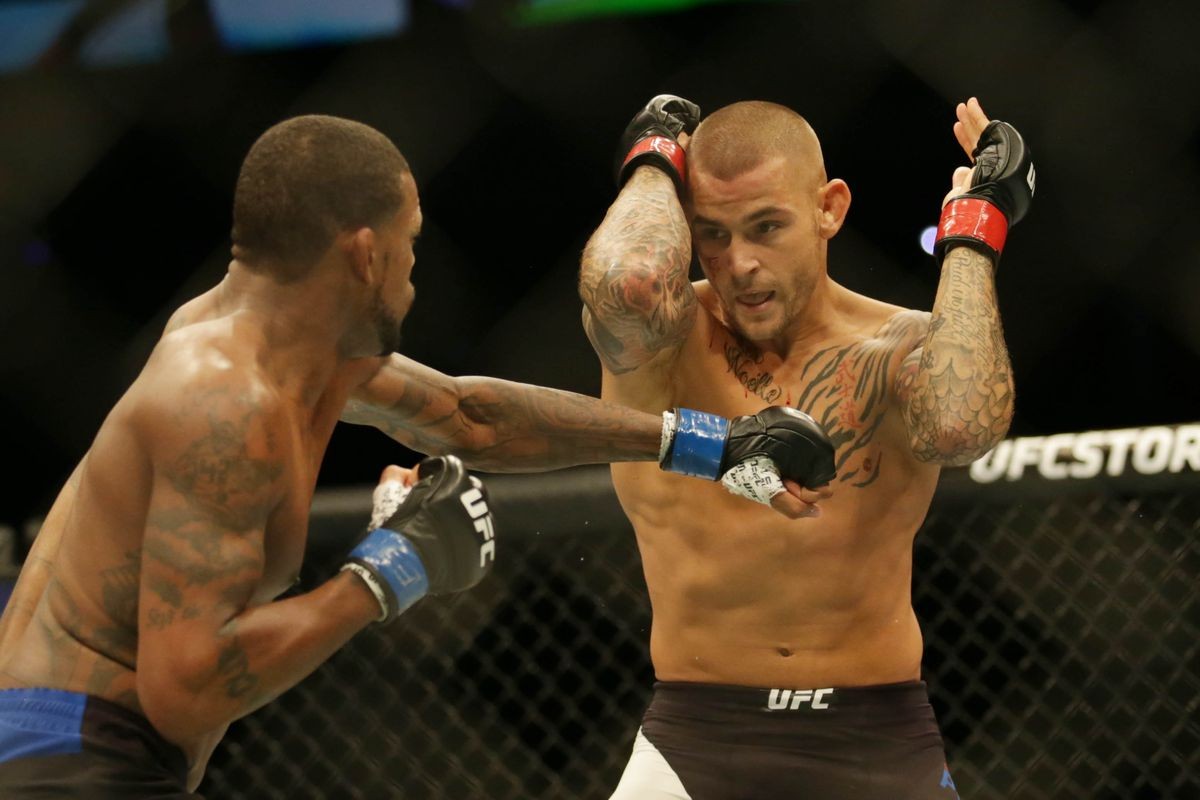 Diamond White Usa >> After KO loss to Johnson, Dustin Poirier cuts down sparring heading into UFC 208 - Bloody Elbow
