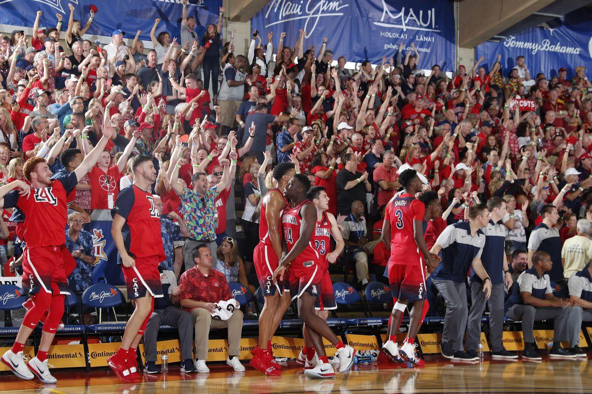 NCAA Basketball: Iowa State at Arizona