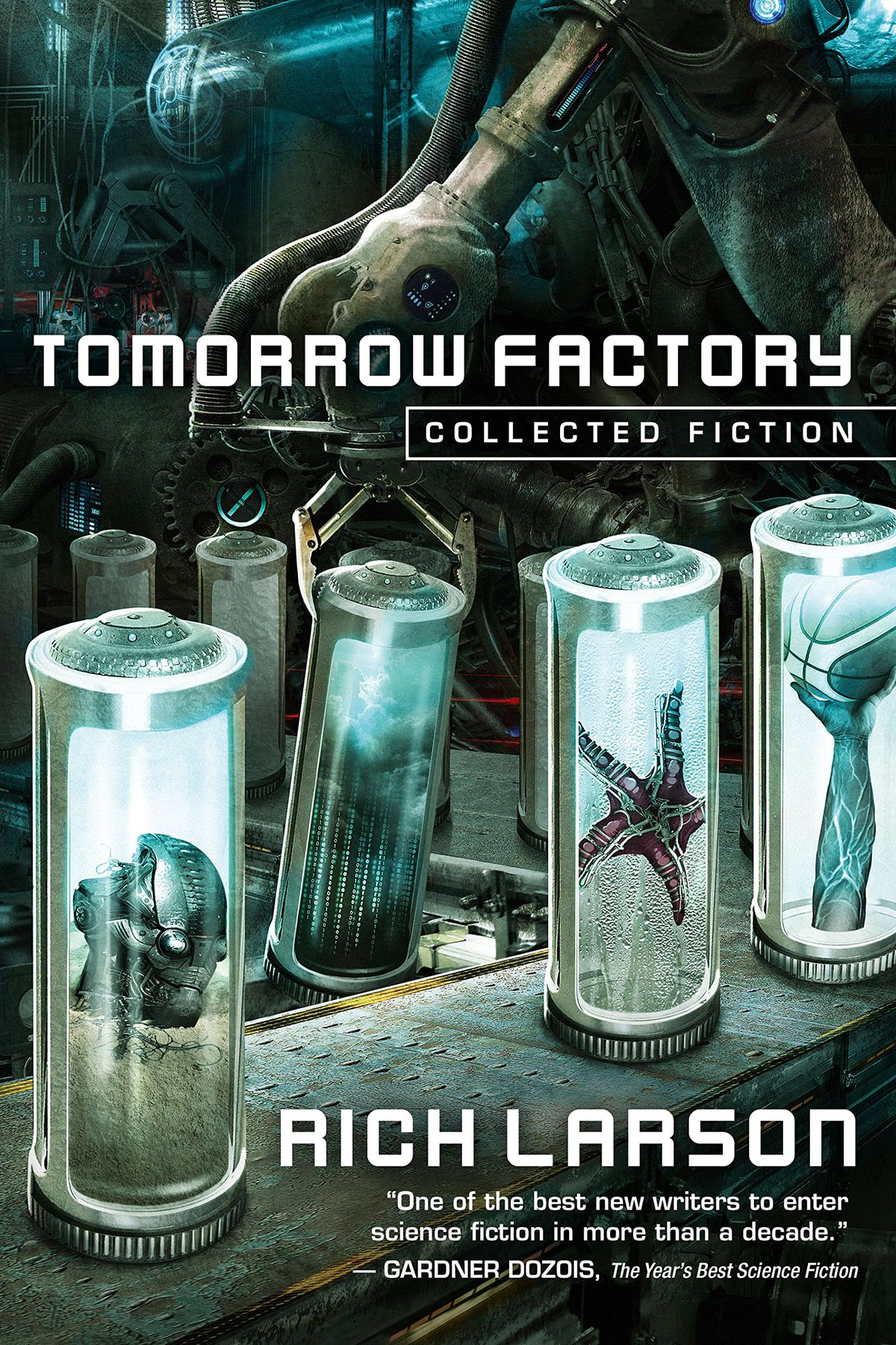 These eight short story collections would make excellent sci-fi anthology shows 6