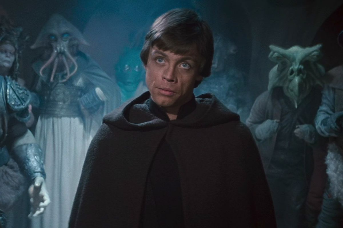 Luke Skywalker | Star Wars 15 Best Movie Characters | Popcorn Banter