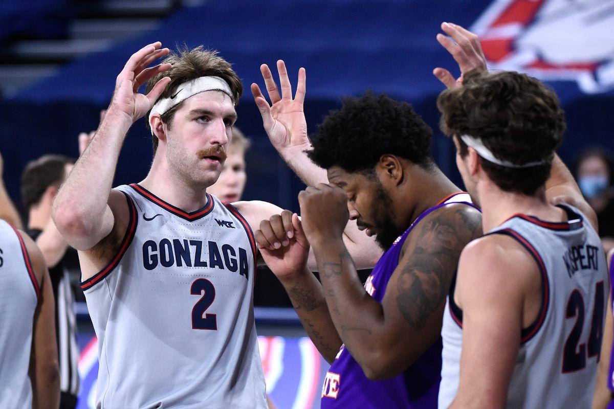 NCAA Basketball: Northwestern State at Gonzaga