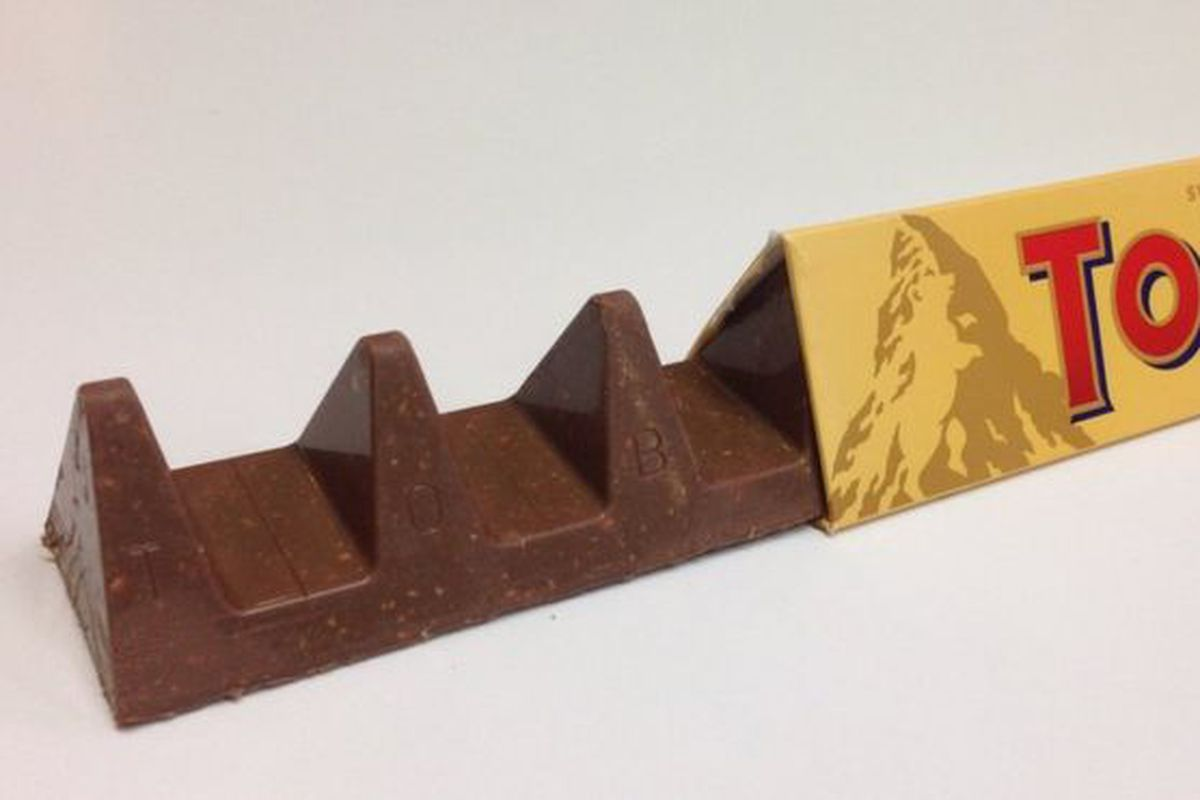 Toblerone swears this perfect metaphor for Brexit has nothing to ...