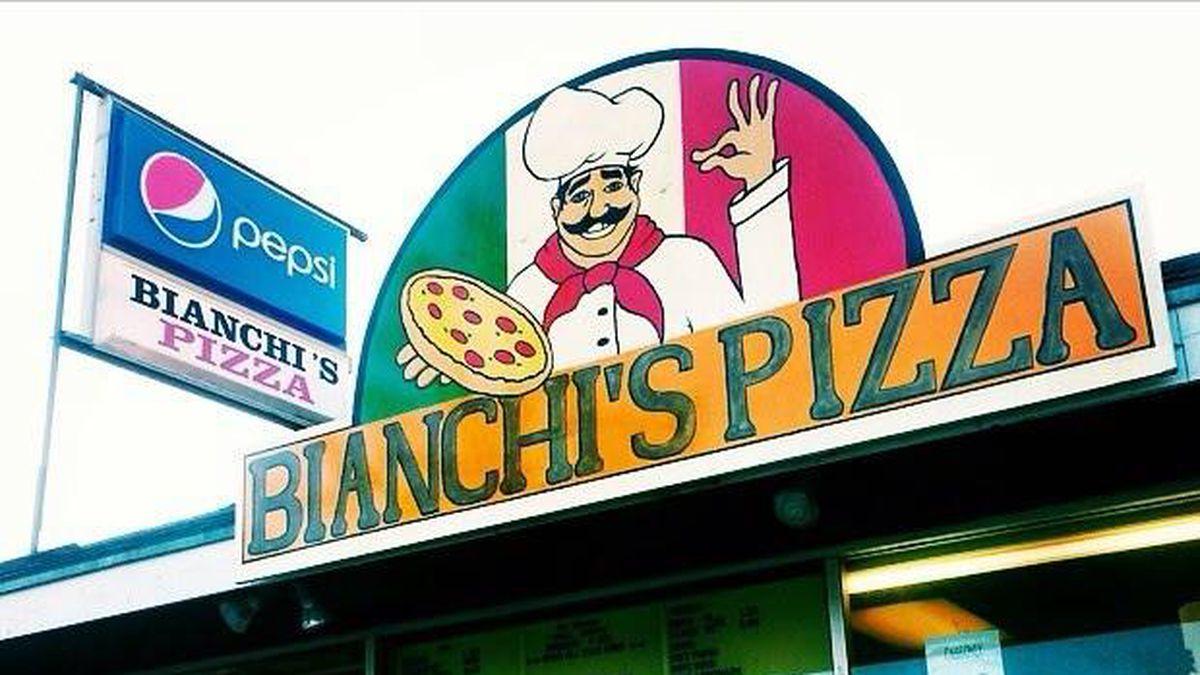 Bianchi's Pizza, a Revere Beach institution