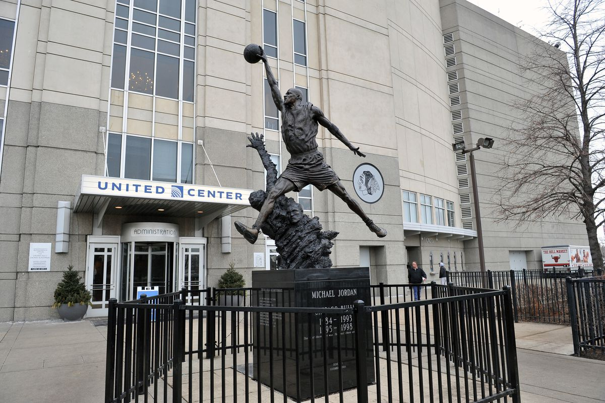 The Bulls and Blackhawks have announced how fans can get tickets to the remaining home games at the United Center.
