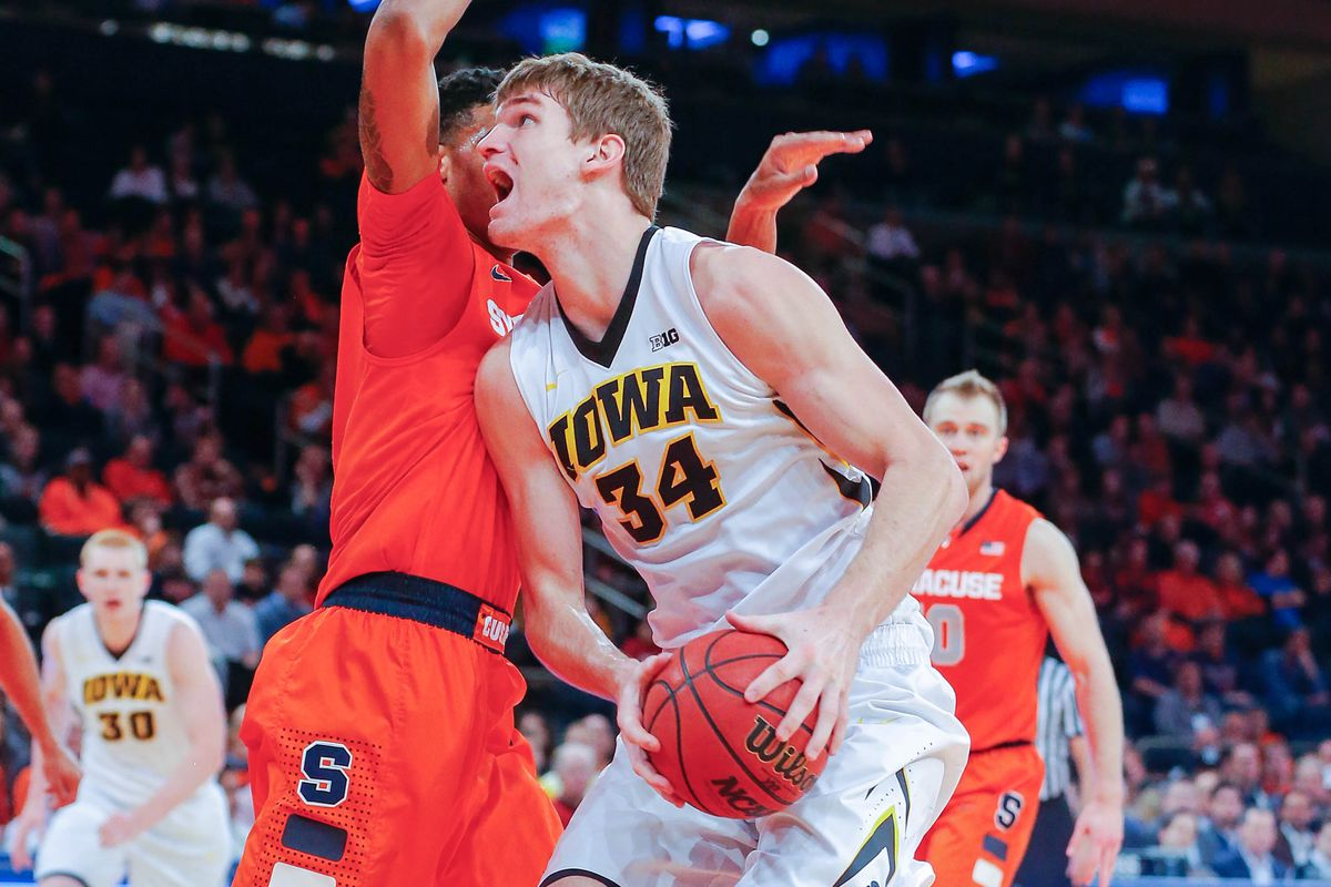 I suppose Iowa and Syracuse kind of got the ACC-Big Ten Challenge started already...